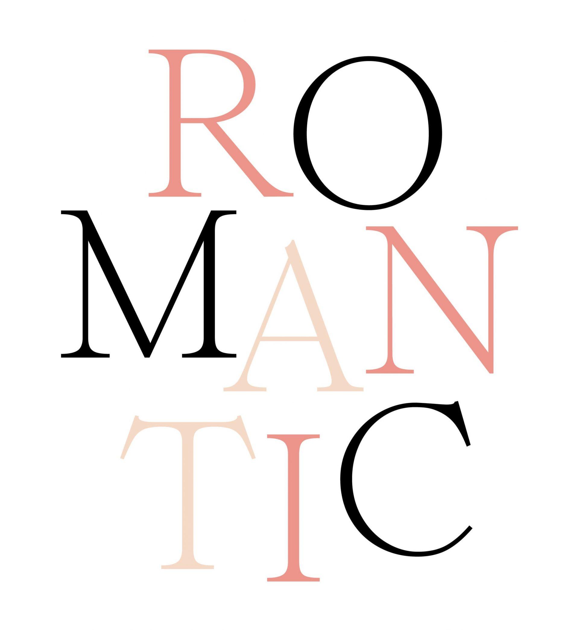 style romantique qu'est-ce