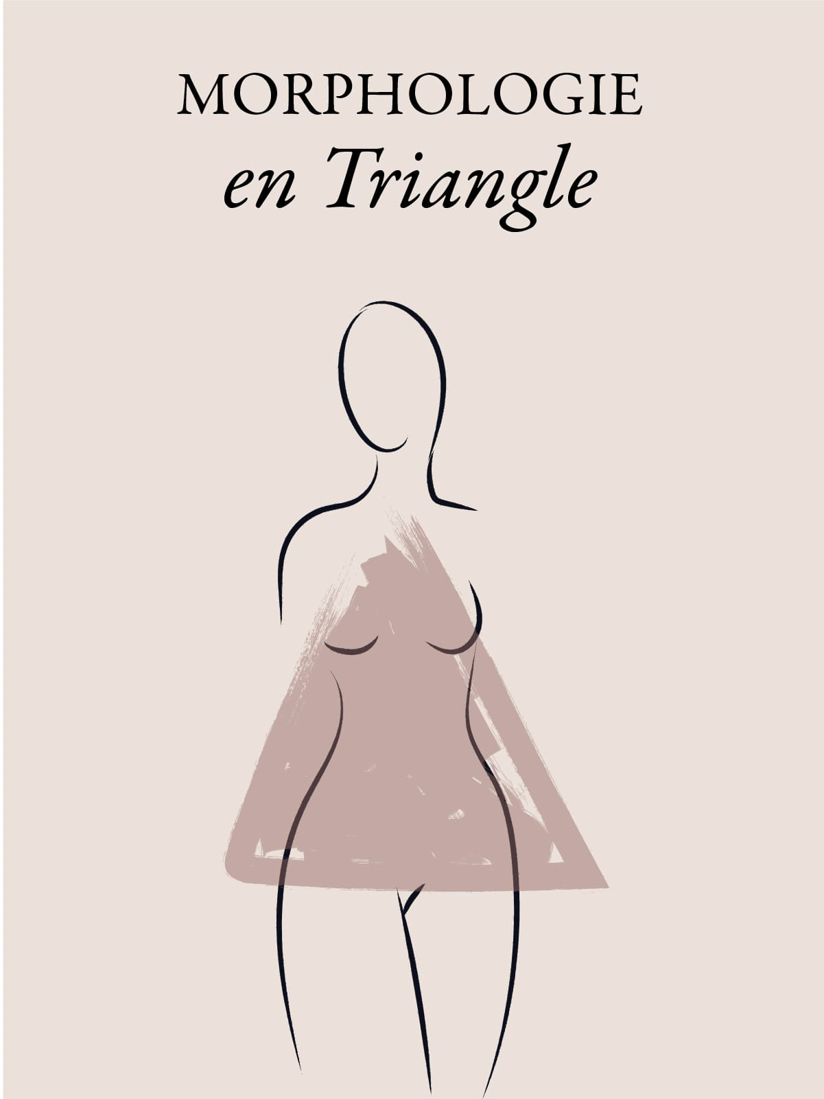 morphologie en triangle